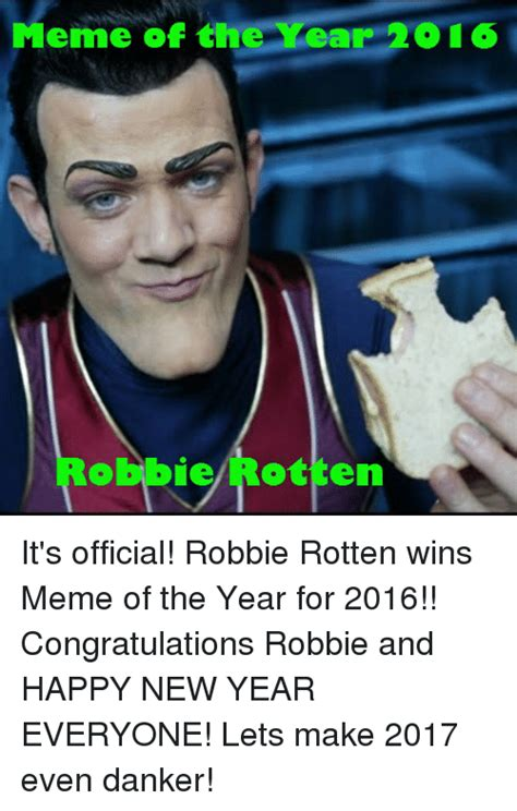 Danker Memes - funny robbie rotten memes of 2017 on sizzle robby