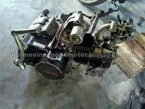 Jual Mesin Sepeda Motor Murah  Jual Mesin Motor Honda