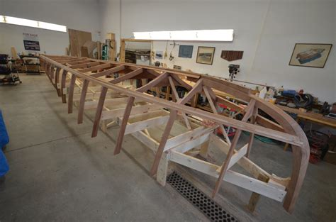 Wooden Runabout Boat Builders by New Boat Build Tim Butson Wooden Boat Builder