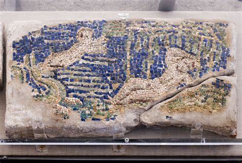 Jonah and Whale Mosaic