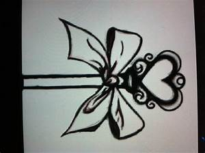 Heart Skeleton Key by meayghonn on DeviantArt