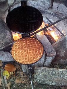 Waffeleisen Gusseisen Feuer : rome waffeleisen 1028 rund aus gusseisen f r feuer grill und gasherd grill shop ~ Watch28wear.com Haus und Dekorationen