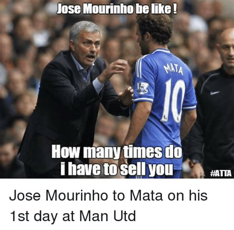 Mourinho Meme - 25 best memes about how many times how many times memes