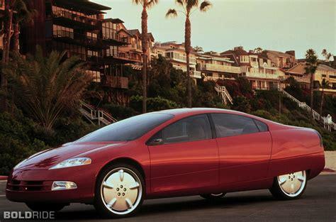 dodge intrepid esx ii concept automotive concept