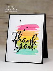 9 Ideas for Easy Homemade Thank You Cards | Homemade ...