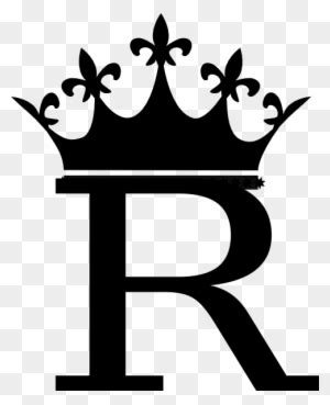 queen crown clipart black  white crown black