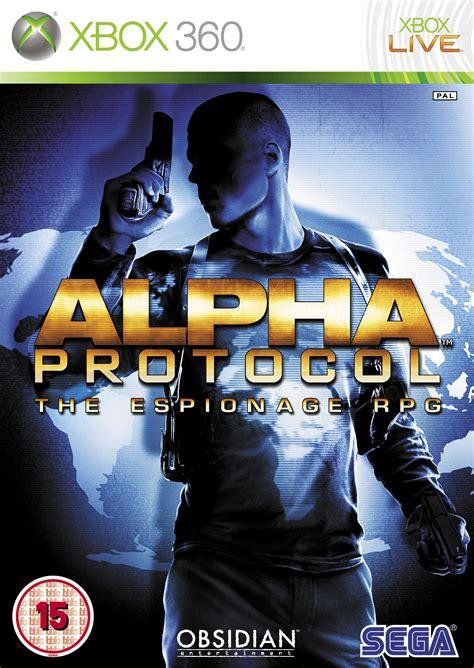 Alpha Protocol   RPG Site