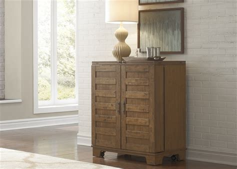 finished kitchen cabinets pebble creek wine cabinet in weathered butterscotch finish 3742