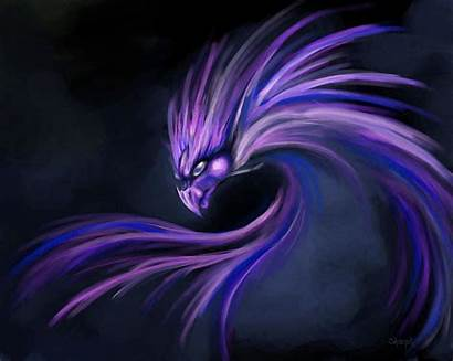 Cool Wallpapers Moving Backgrounds Animated Purple Bird