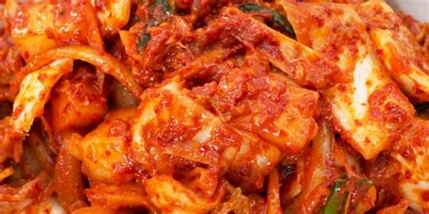tips membuat kimchi ala rumahan perhatikan suhu tempat