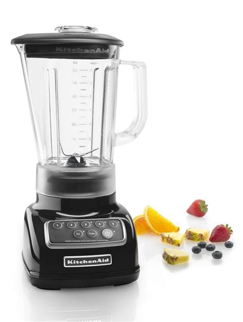 Kitchenaid Blender Parts Ksb50b3 by Kitchenaid 5 Speed Blender Ksb1570ob Onyx Black