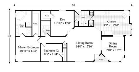brook model home floor plan  sq ft  bedrooms  bath
