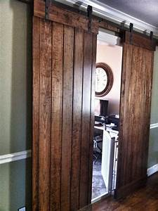 barn doors for dining room projects pinterest With barn doors for dining room