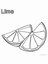 Coloring Lime Pulley Printable Gaddynippercrayons Limes Tall Covered Fruit Sheets sketch template