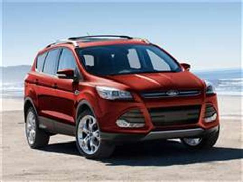 2015 ford escape exterior paint colors and interior trim