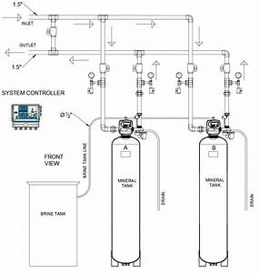 29 Water Softener Schematic Diagram