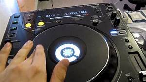 Pioneer CDJ 1000 MK3 with Serato Scratch Live - YouTube
