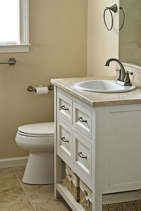 Vanities For Small Bathrooms by 17 Best Ideas About Small Bathroom Vanities On