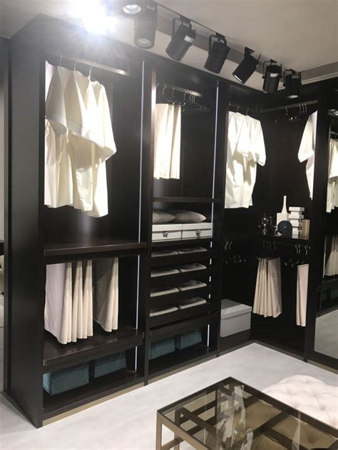 open closet ideas of surprises with nowhere to hide