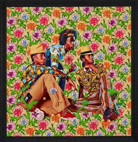 black history month spotlight kehinde wiley designsponge