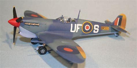airfix  spitfire   olivier lacombe