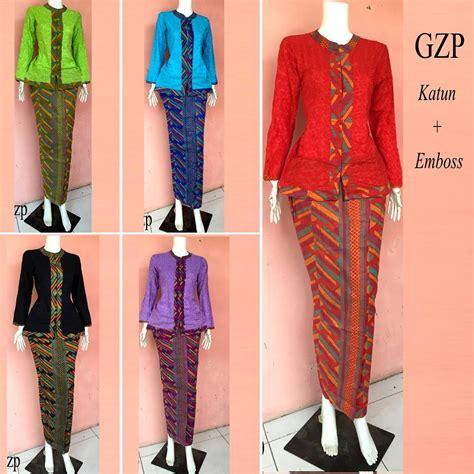 model baju batik pramugari  video model baju