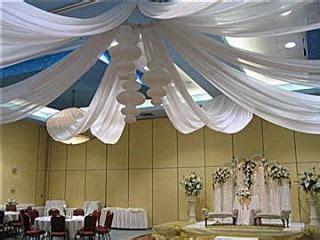 ceiling drape kits 4 panel 21ft ceiling draping kit 44 wide event