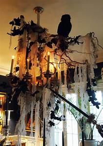 Spooky, Indoor, Halloween, Decoration, Ideas