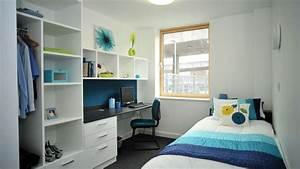 Student bedroom (photos and video) WylielauderHouse com
