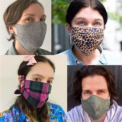 Mask Ppe Stylish Realreal Frontline Workers Designer