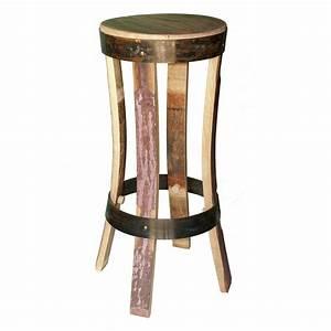 Tabouret Bois Brut : le sur mesure dans les meubles en merrain ~ Teatrodelosmanantiales.com Idées de Décoration