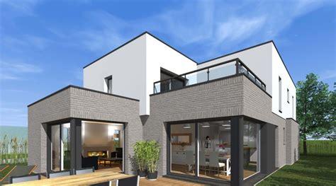 bureau lille maison cubique prix semicubique en briques dpartement 59