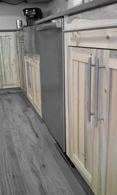 denver company making beetle kill pine kb cabinetry
