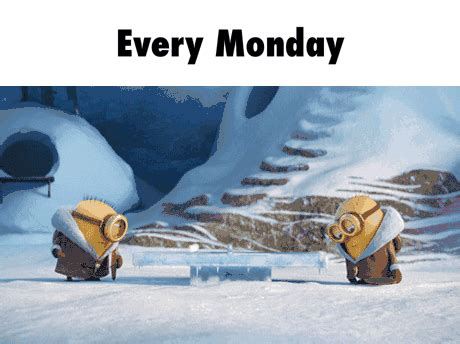 monday gif find share  giphy