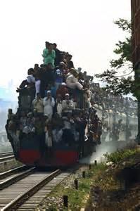 Ride Bangladesh--Train