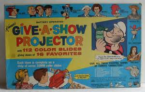 Give a Show Projector Toy