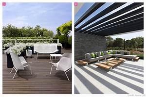 Salon de jardin design idées salon de jardin confortable Maison Créative