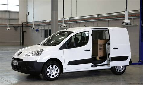 peugeot partner wins van   year  france