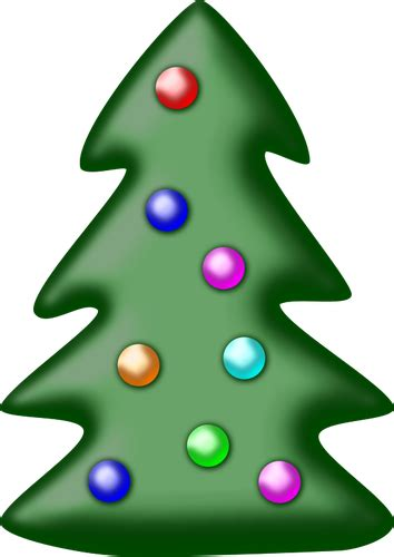 albero clipart albero di natale con clipart vettoriali stelle immagini
