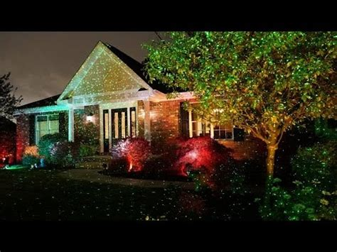 star shower outdoor laser christmas lights star projector review star shower outdoor laser christmas lights star