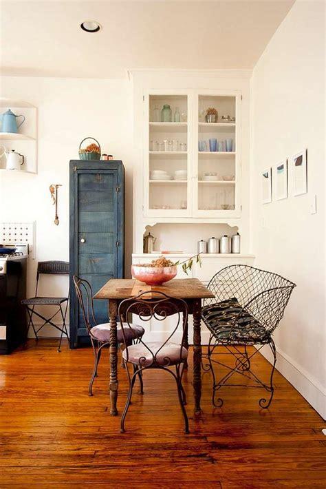 foto de Idée décoration salle à manger: salle à manger shabby chic