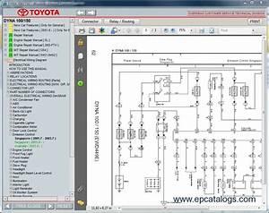 Toyota Dyna 100  150