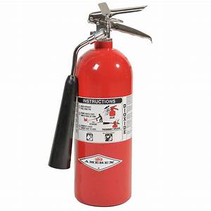 CO2 Fire Extinguisher Ignis : Arcasafety
