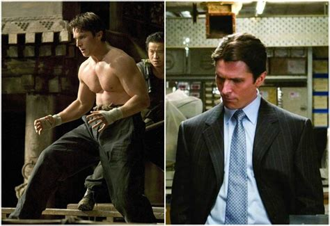 Season About Bruce Waynes Physique For Gotham