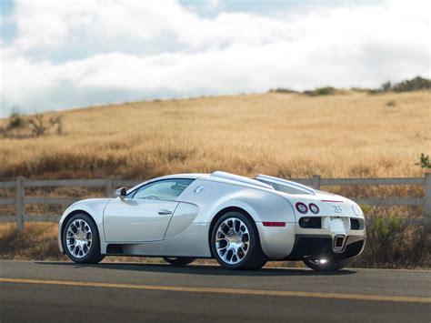 And White Bugatti by Sleek All White Bugatti Veyron Grand Sport En Route To