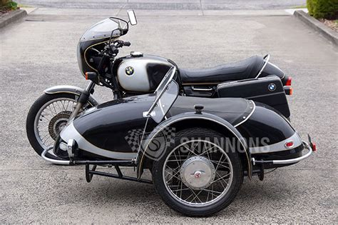 Bmw Motorcycle With Sidecar For Sale by Sold Bmw R90s Motorcycle With Tillbrook Sidecar Auctions