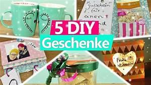 Geburtstagsgeschenk Für Mutter : 5 diy weihnachtsgeschenke selber machen f r eltern mama papa oder die beste freundin ~ Orissabook.com Haus und Dekorationen