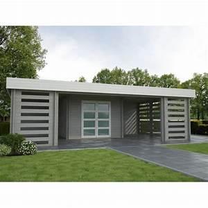 Chalet De Jardin Contemporain : mimas goya abris pool house en bois chalet center ~ Premium-room.com Idées de Décoration