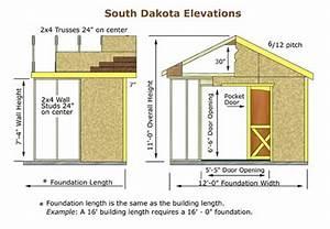 best barns south dakota 12x12 vinyl siding wood shed kit With best shed size