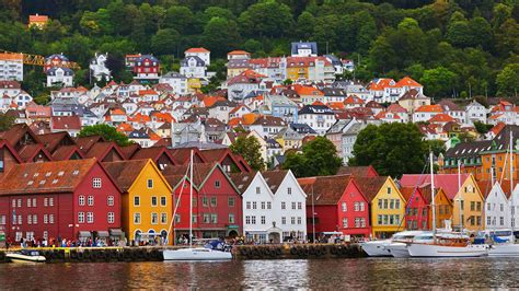 Norway Complete Cruise And Rail 13 Days 12 Nights